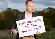 Are you one of the six in ten?