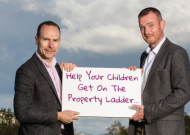 Help Your Children Get On The Property Ladder…..