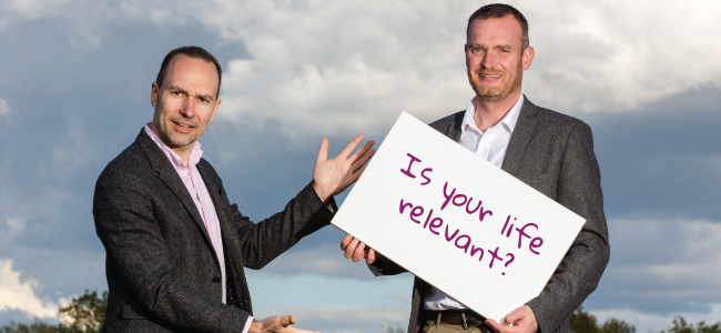 Is Your Life Relevant?